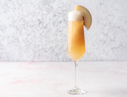 The Famous Bellini Cocktail