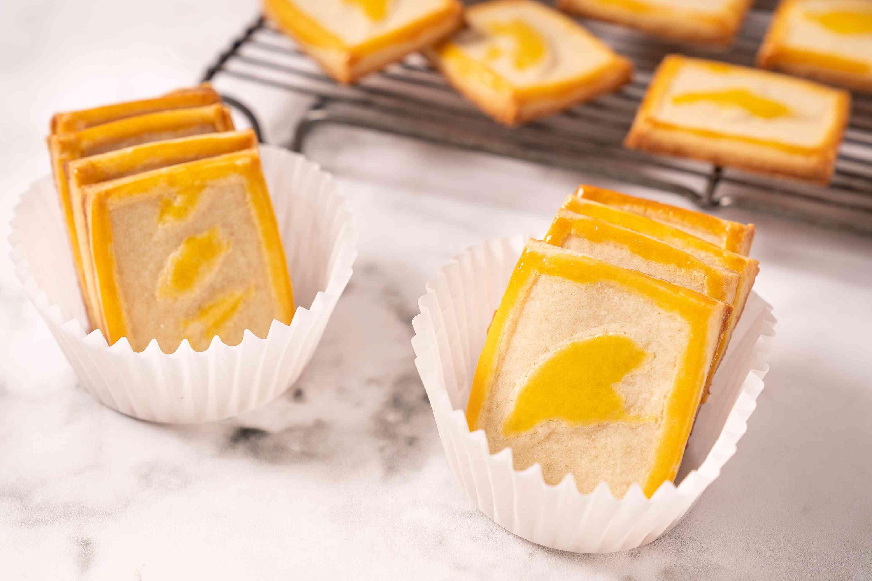 Copycat Chessmen Cookies