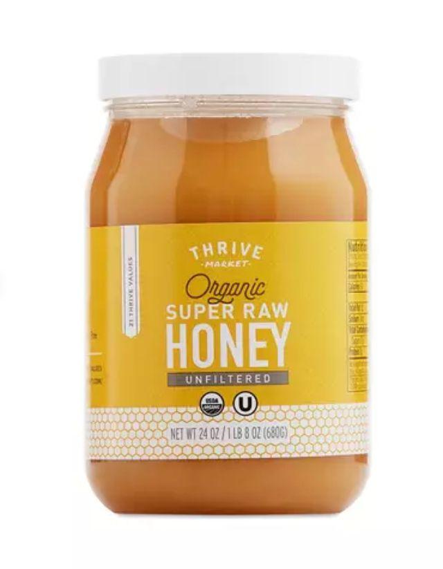 Thrive Market Super Raw Honey