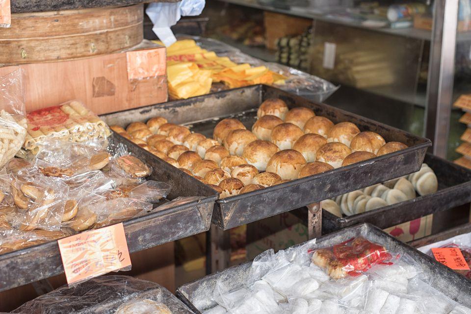 Receta ecuatoriana de panecillos dulces