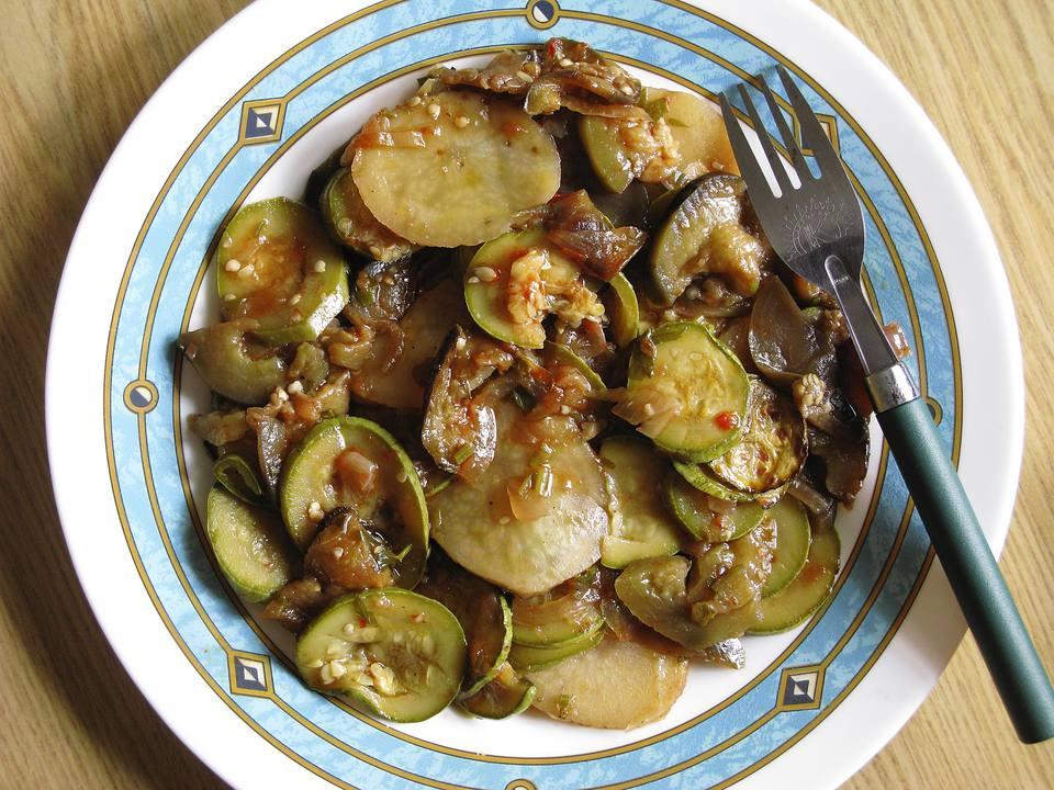 Greek Cuisine, Briam