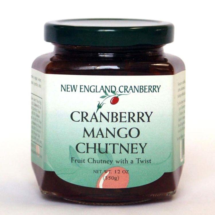 New England and Cranberry chutney