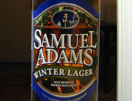 Samuel Adams' Winter Lager