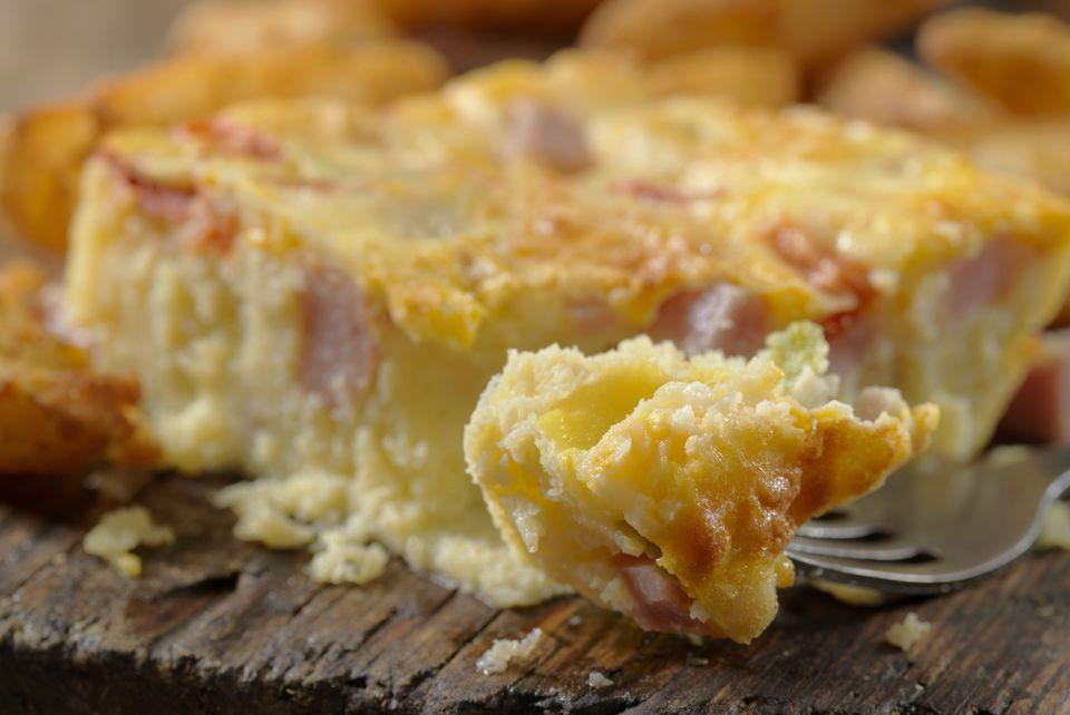 Crock Pot Egg Casserole