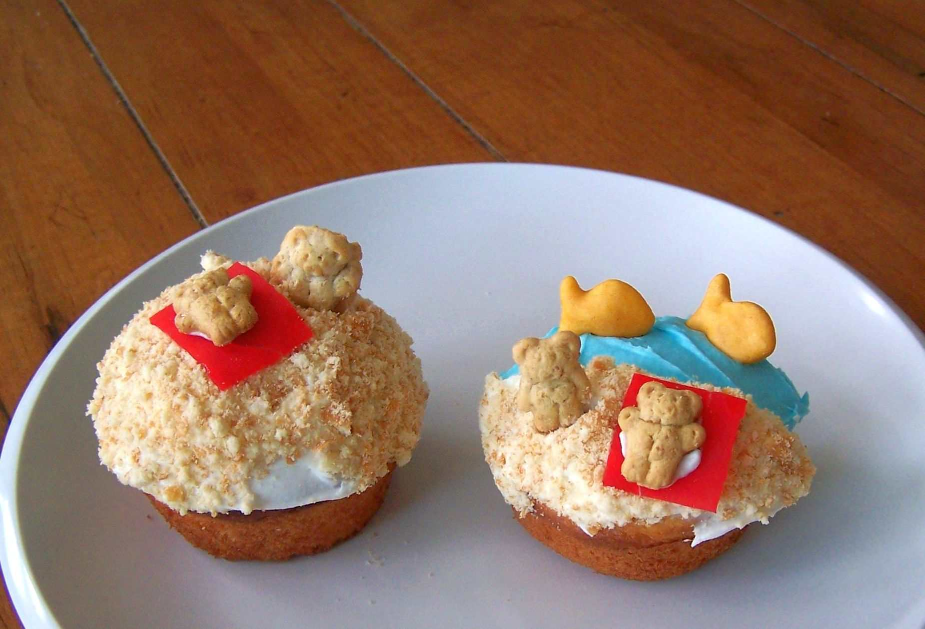 Birthday Cupcakes For Kids Of All Ages