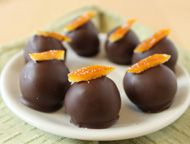 Orange Truffles photo
