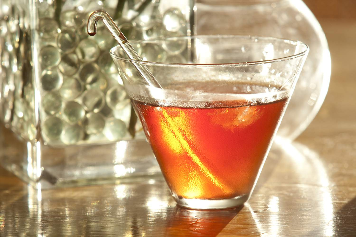 Classic Winter Cocktail
