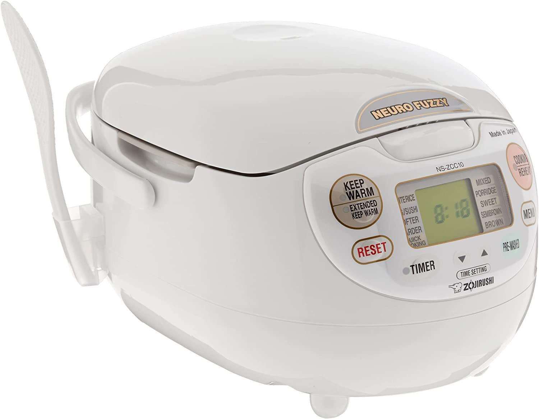 Zojirushi Neuro Fuzzy Rice Cooker and Warmer