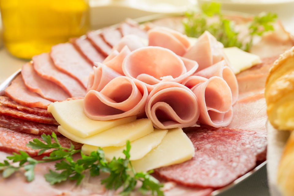 ham and deli meats