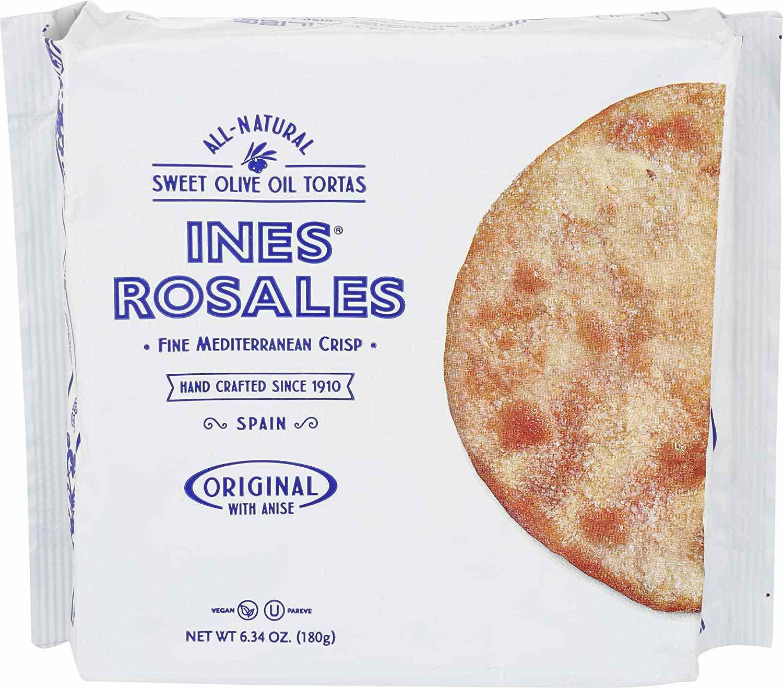 Ines Rosales Olive Oil Tortas