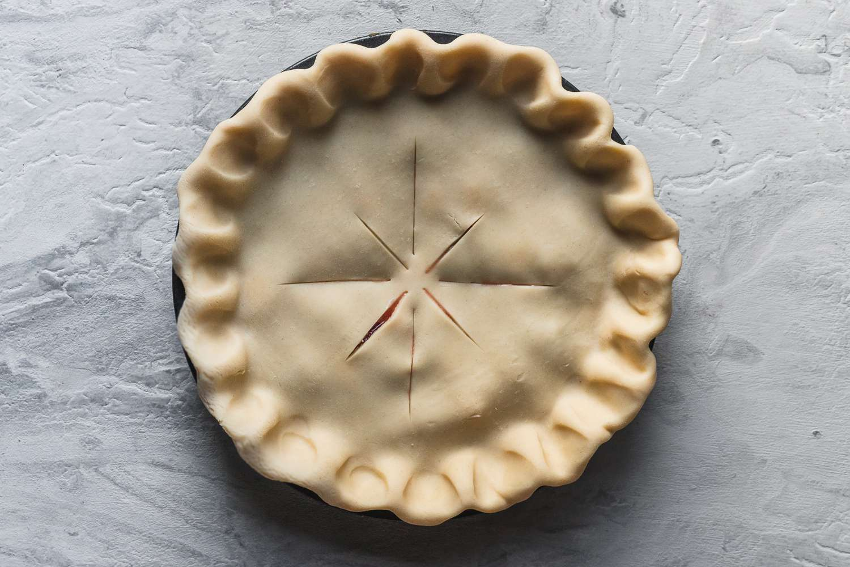 Dough pie