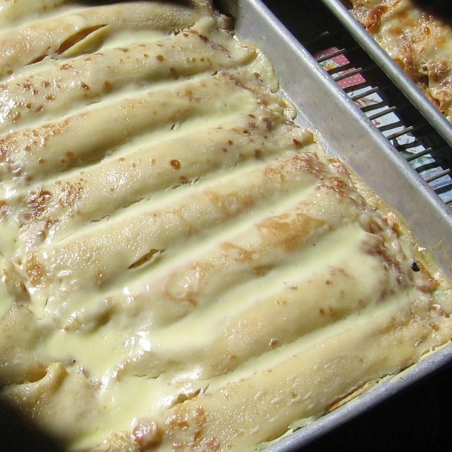 Crepe Recipe Savory Sweets