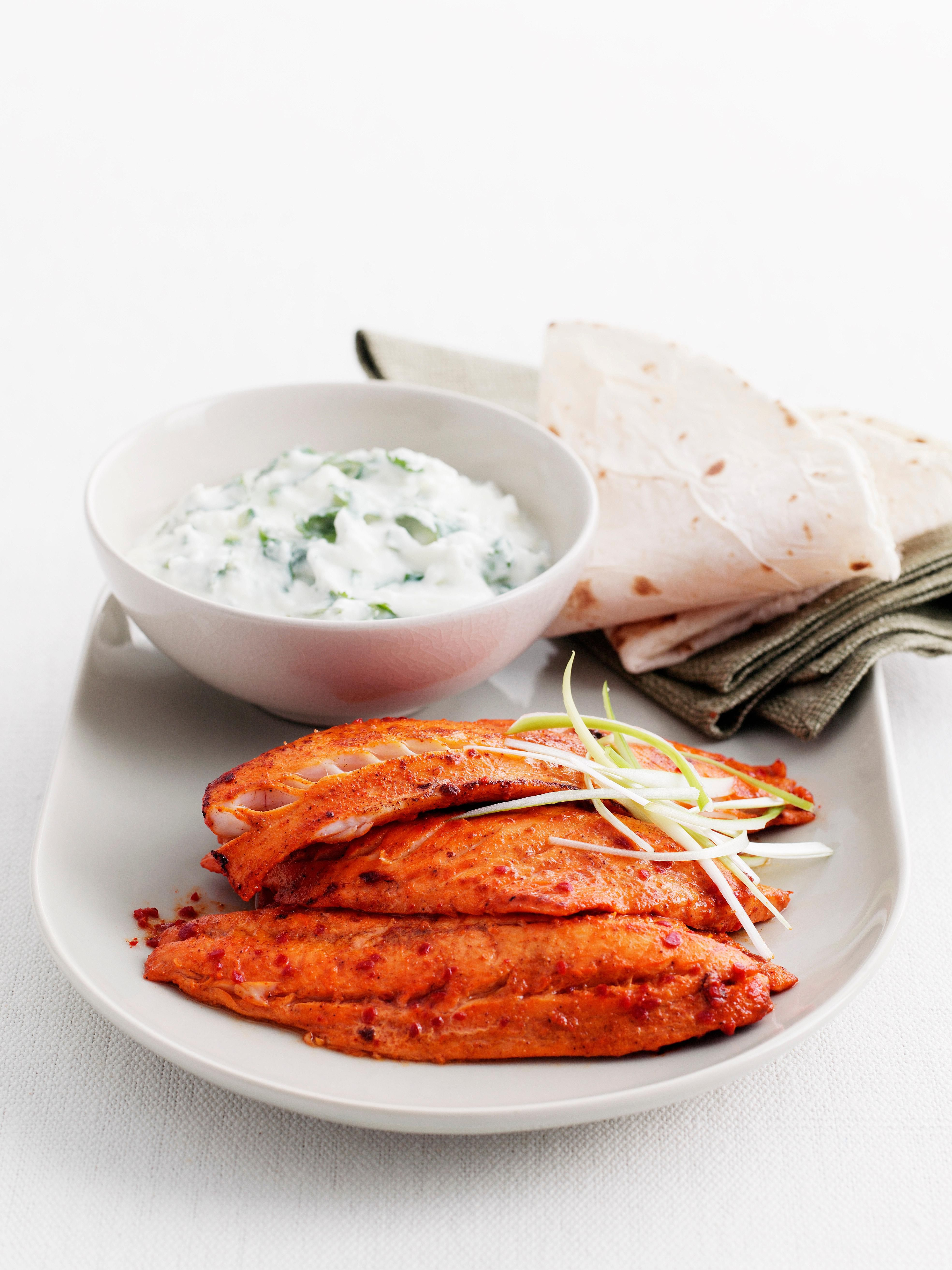 Tandoori Cod recipe