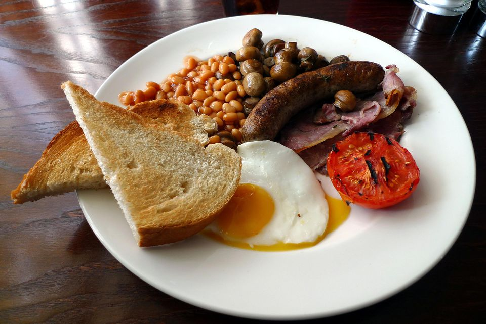 Aussie Breakfast Fry-up