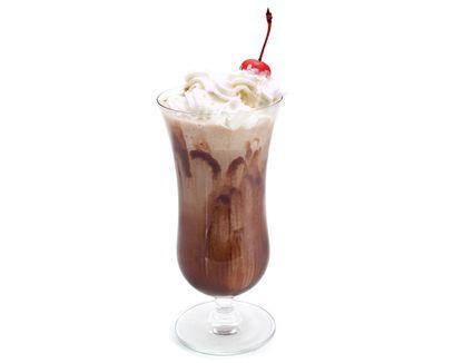 Easy Death by Chocolate - Spiked Chocolate Milkshake