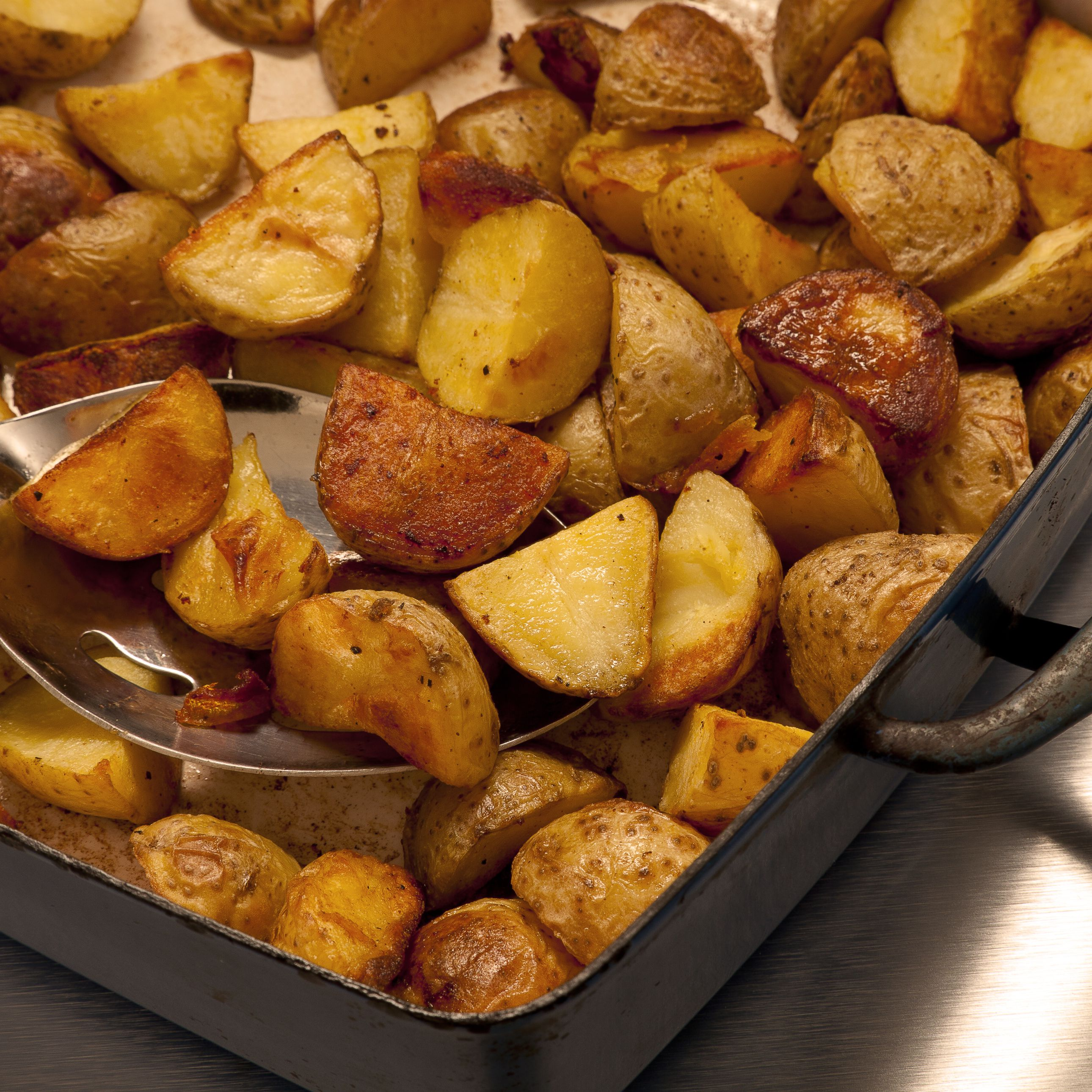 Roasted Potatoes With Paprika Recipe
