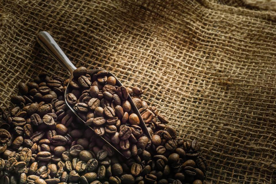 Bourbon con infusión de café
