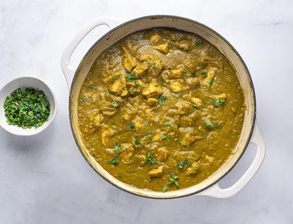 Chicken Dhansak Parsi