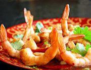 Easy Thai Garlic Shrimp