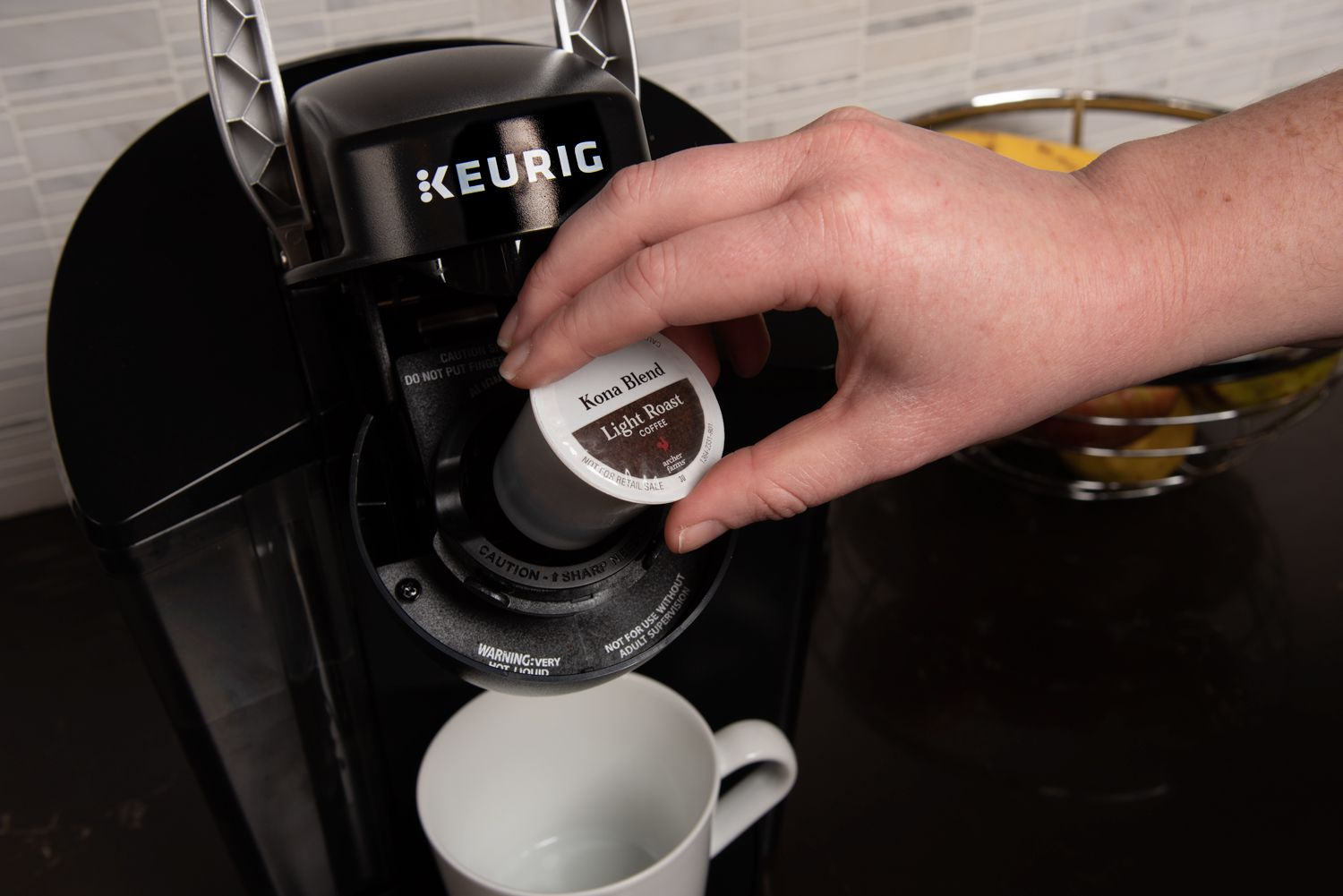 Keurig K55 K-Classic Coffee Maker Review: Lightning Fast but Noisy