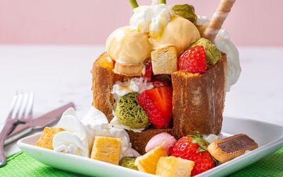 Japanese Dessert Recipes