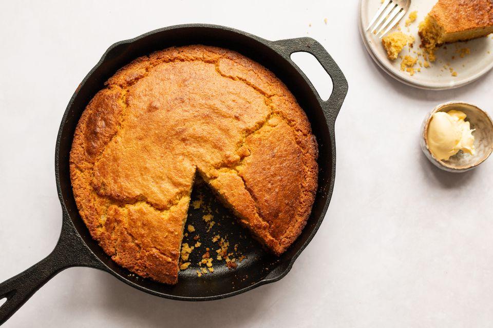 Southern-Style Cornbread