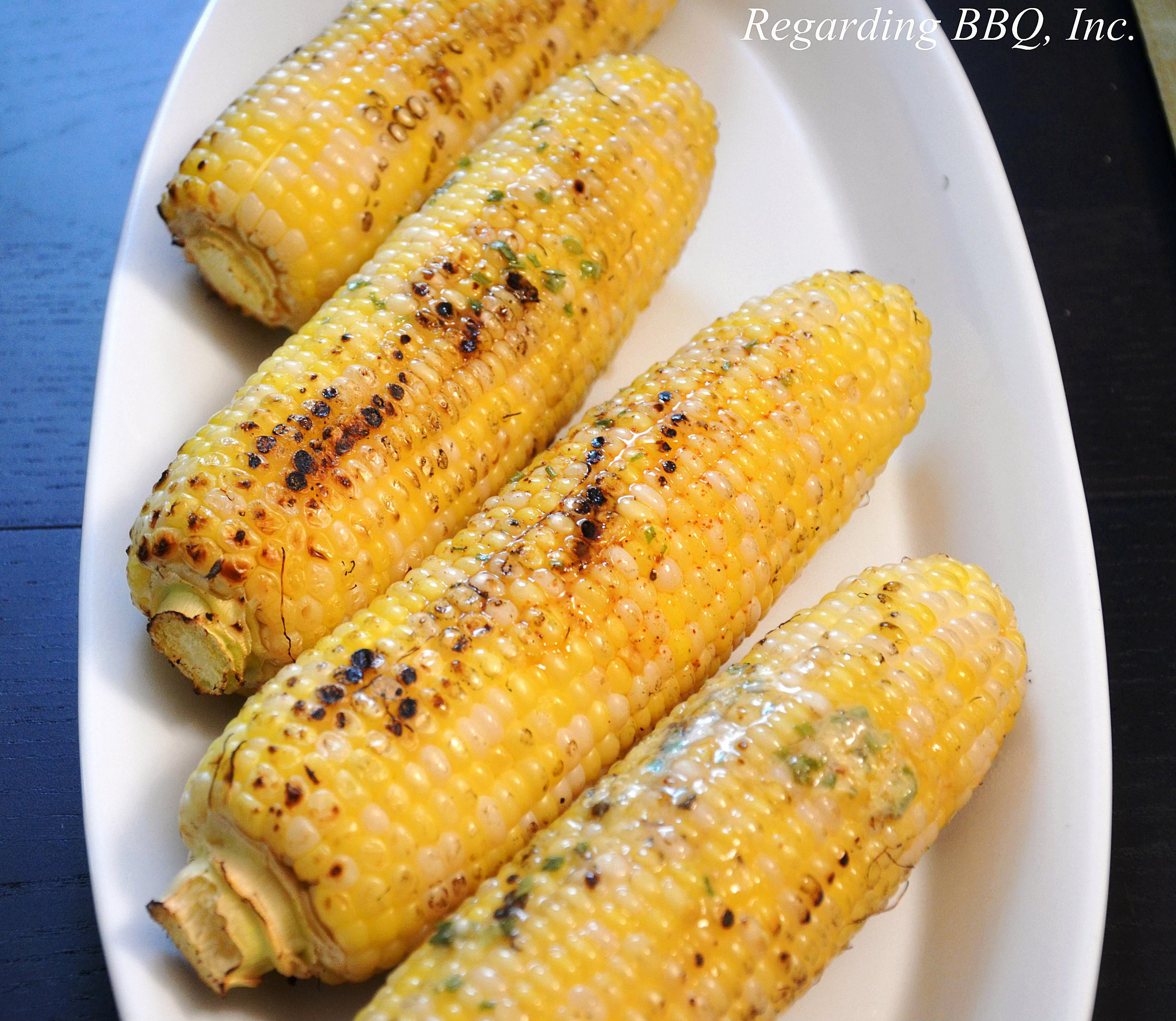 Sweetened Chipotle Corn Butter
