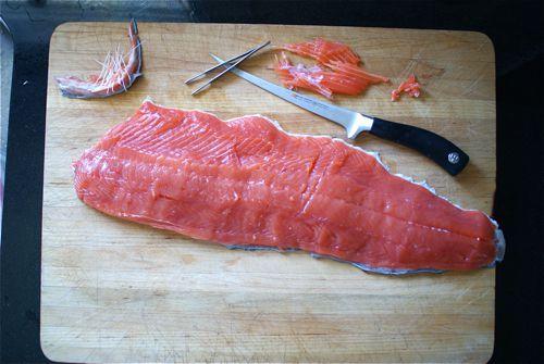 Fileted Wild Salmon
