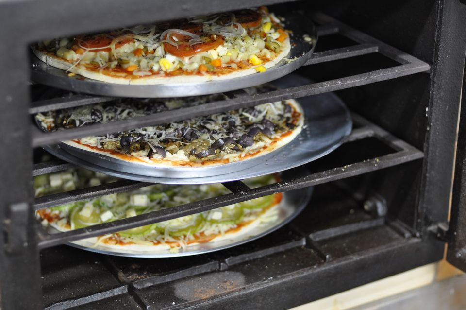 Pizza the Brazilian way