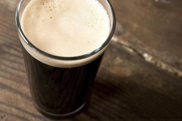 Tall Cold Stout Beer