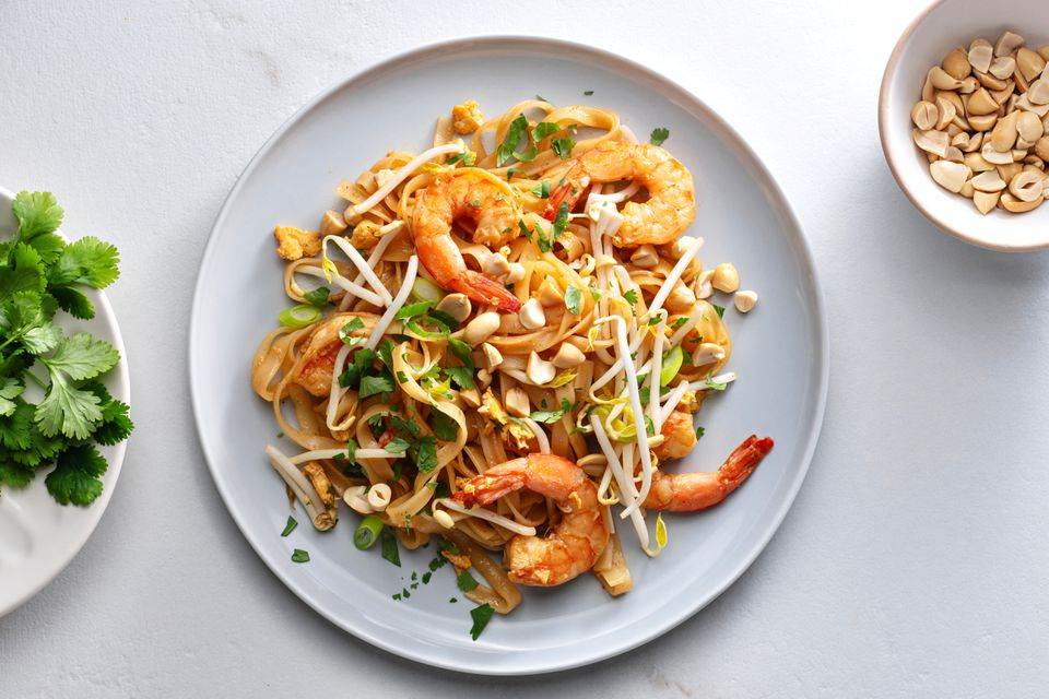 Gluten-Free Shrimp Pad Thai