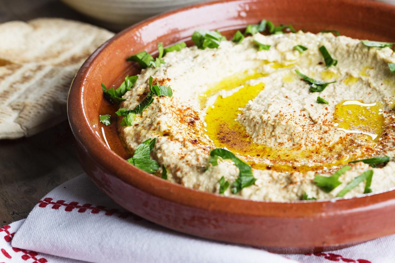 Make Your Own Hummus Without a Food Processor