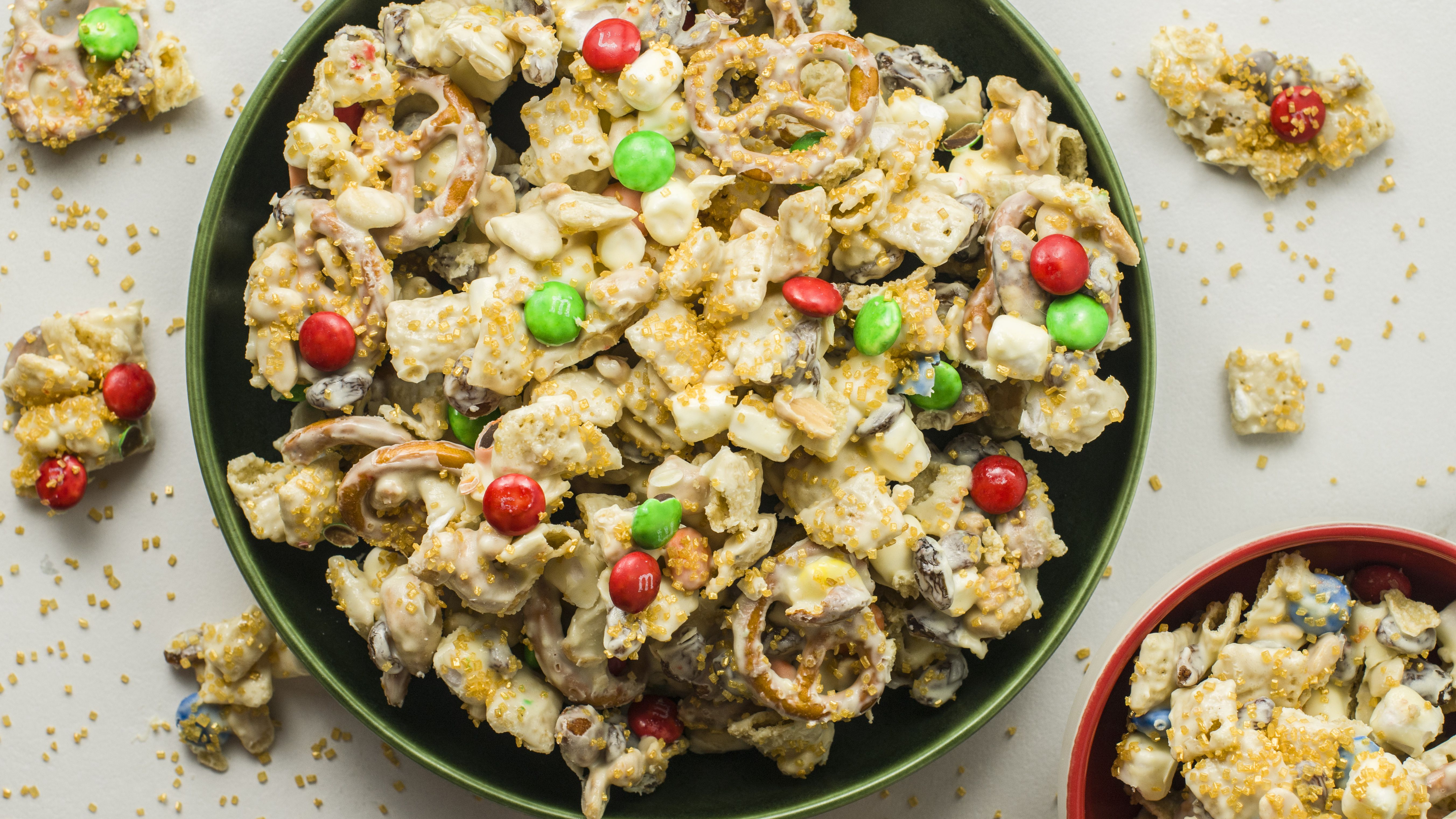 How To Make Reindeer Chow For Christmas