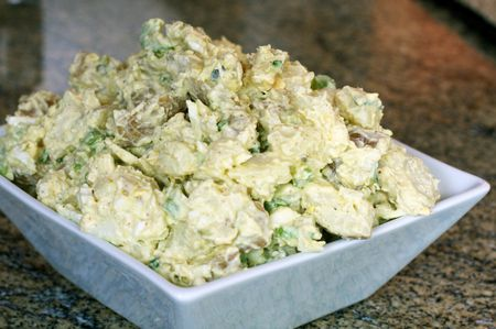 Potato Salad Recipe With Dill Pickle Relish