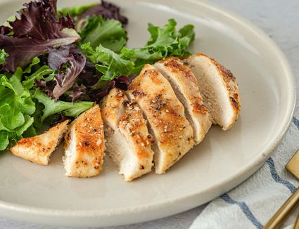 Basic baked chicken breasts