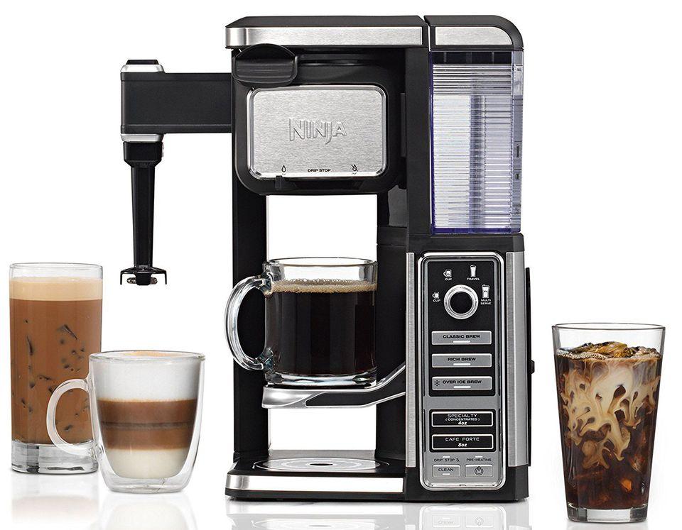 Ninja Single-Serve Pod-Free Coffee Maker Bar