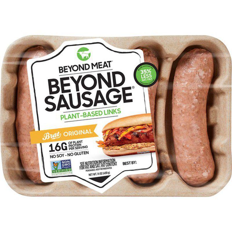 Beyond Meat Sausage Links
