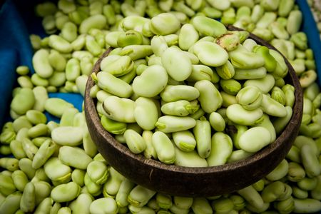 How to Peel or Shell Fresh Fava Beans