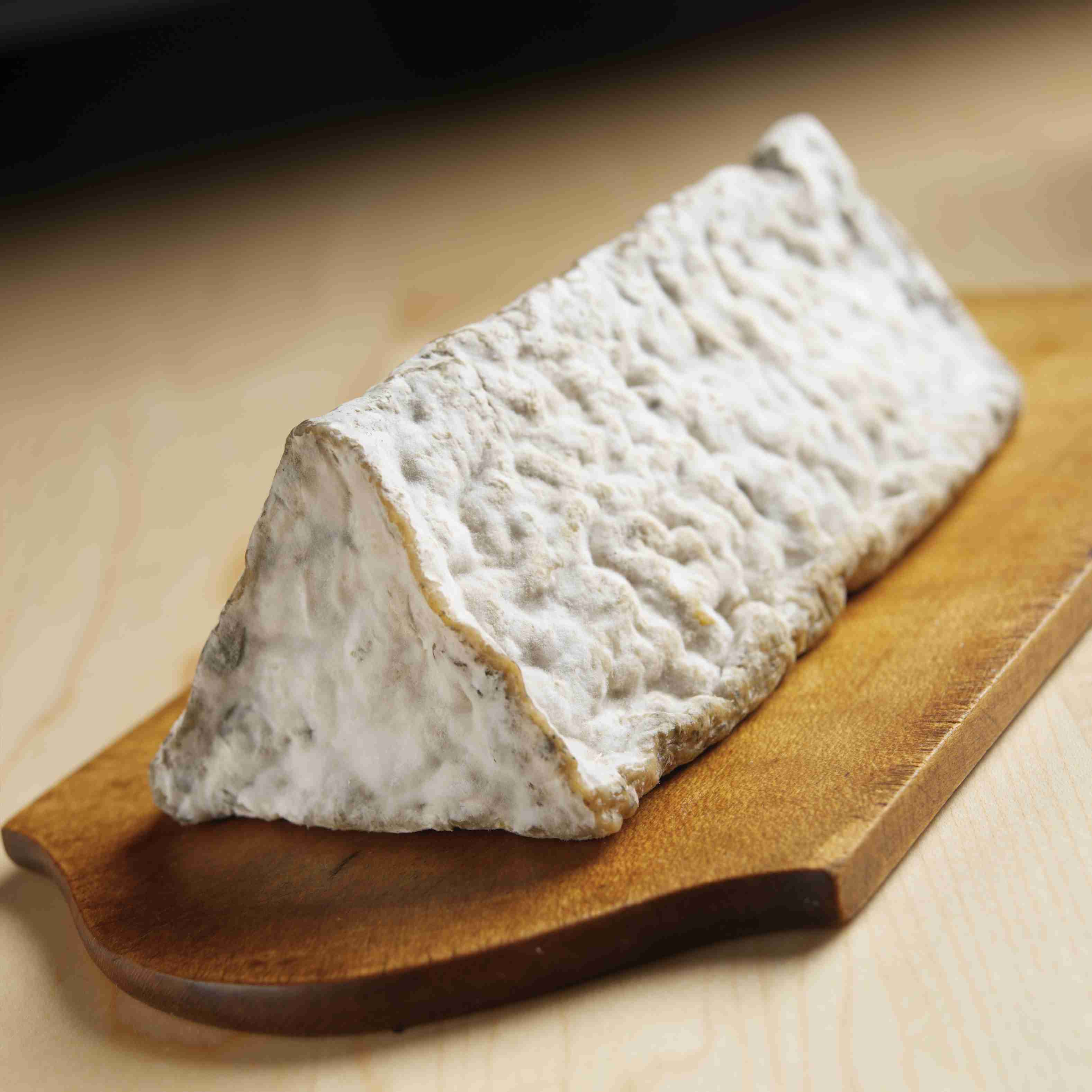 Aged goat cheese