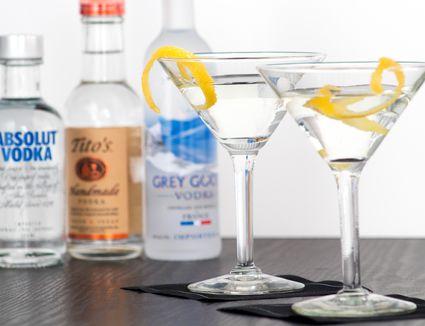 Premium Vodka Brands That Make Great Cocktails