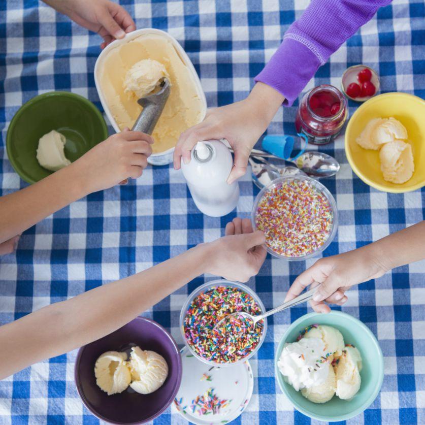 Dessert Recipes Kids Can Make