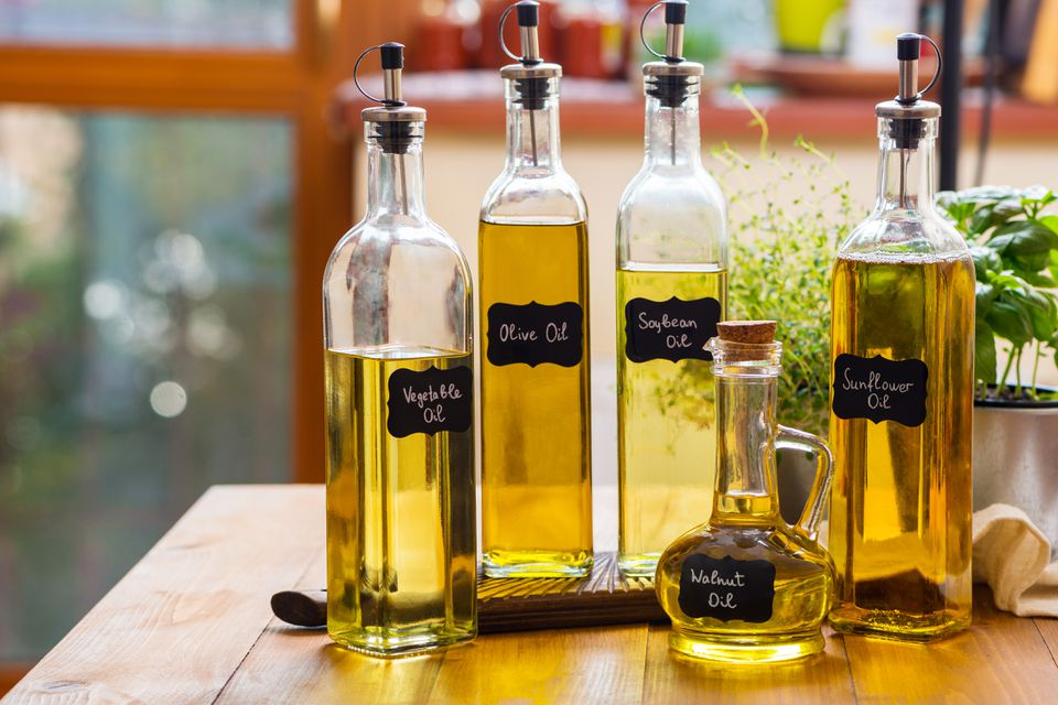 tips for making vinaigrette - the oils