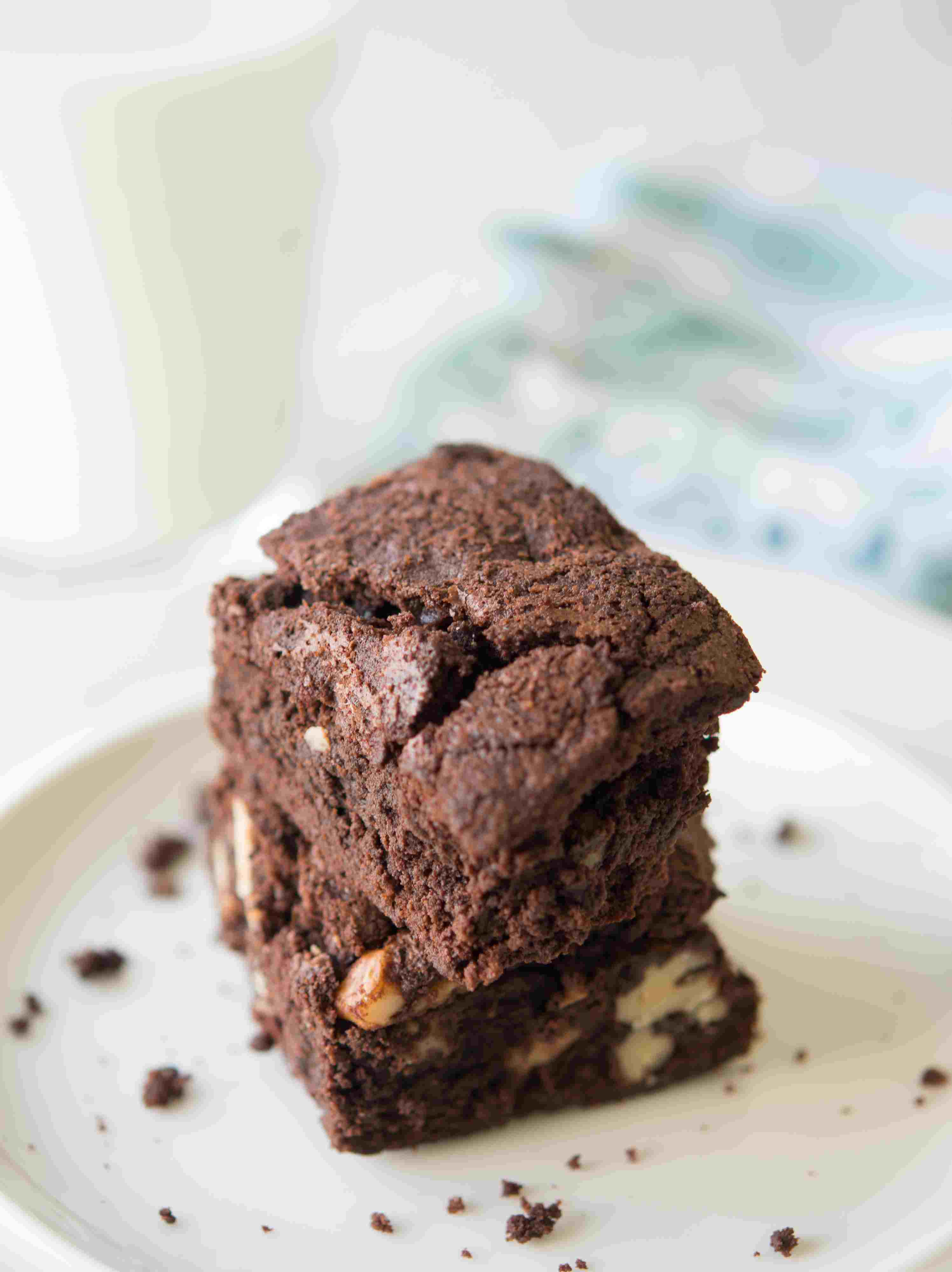 How To Make Brownies With Step By Step Photos