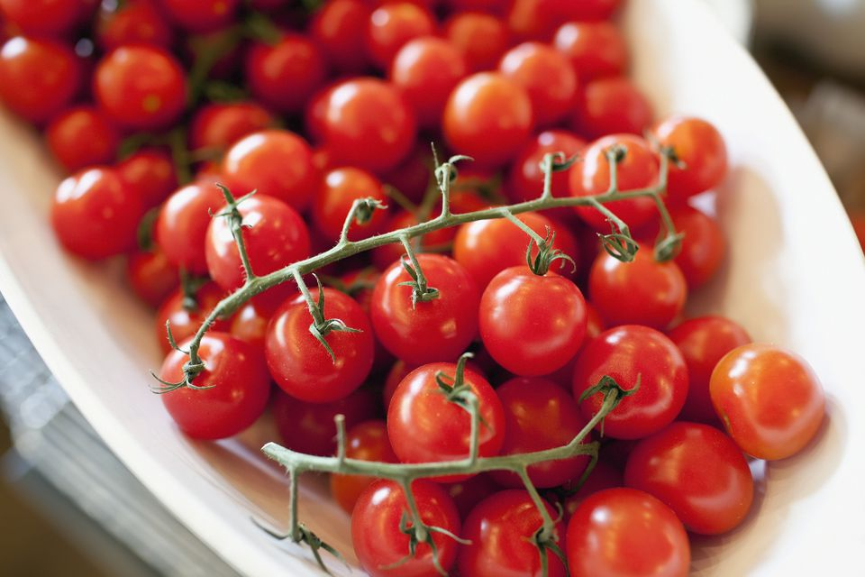 What Are Cherry Tomatoes?