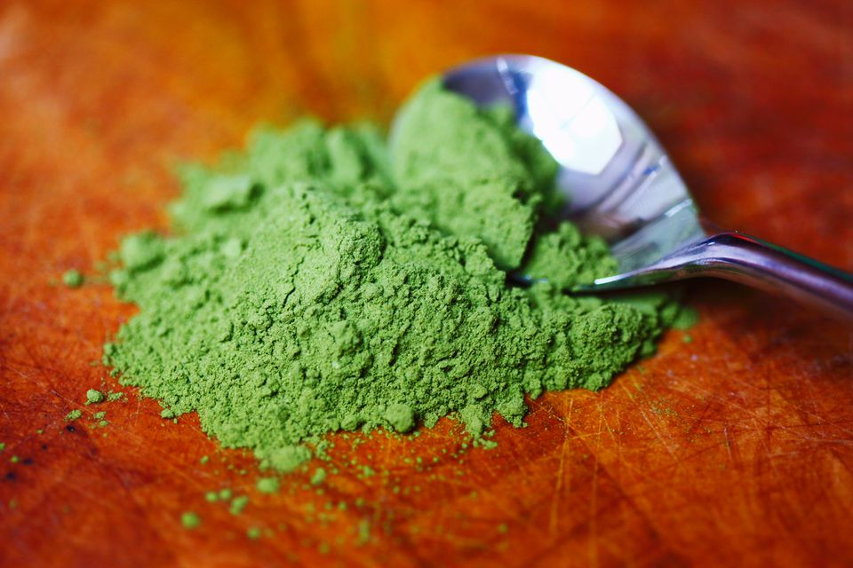 Organic Stone Ground Matcha Green Tea Powder