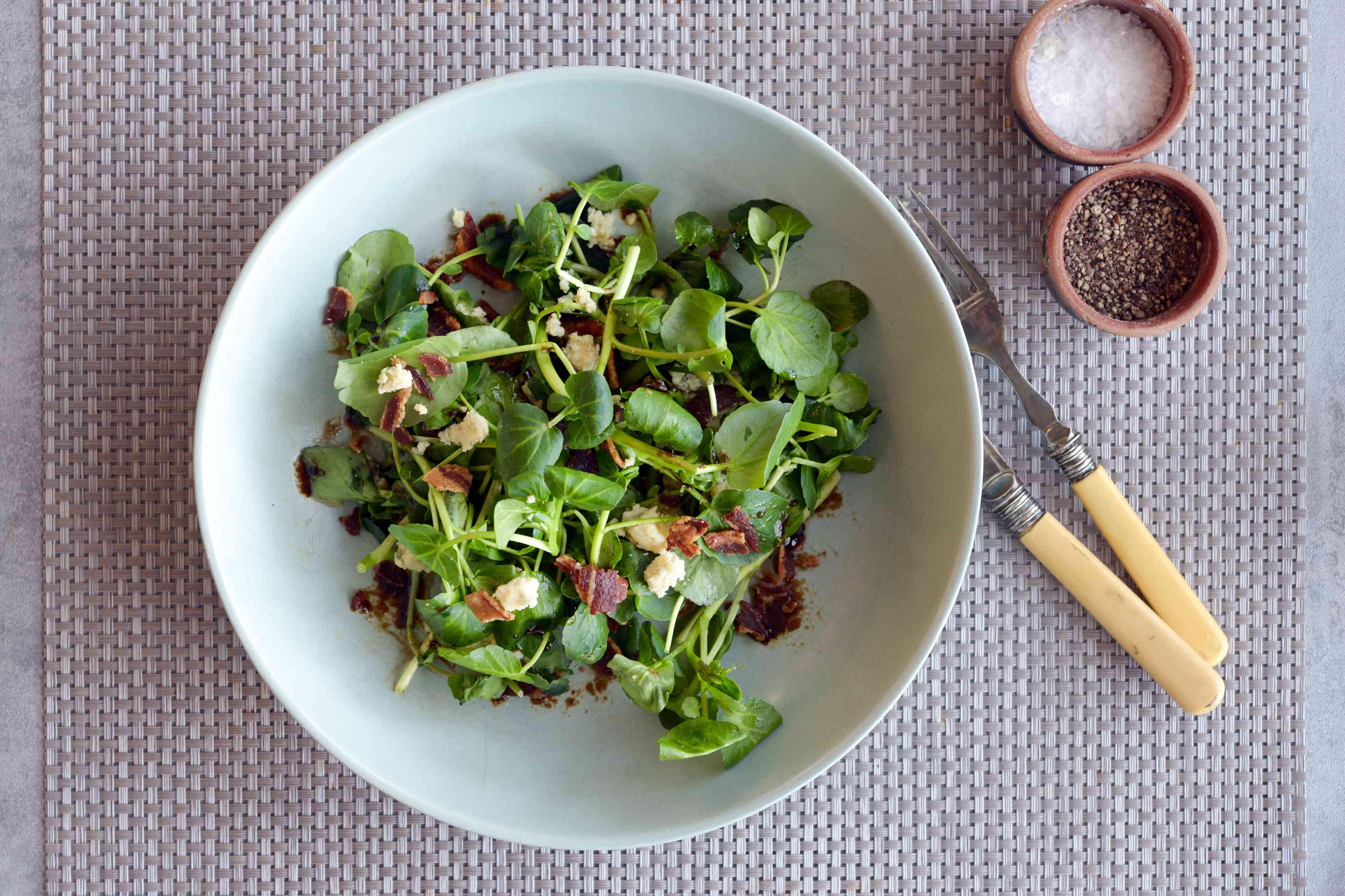 Watercress Salad Hero