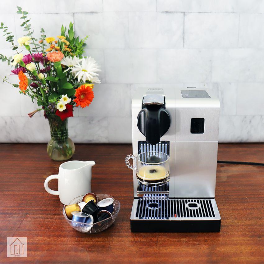 DeLonghi Nespresso Lattissima Pro Espresso Machine