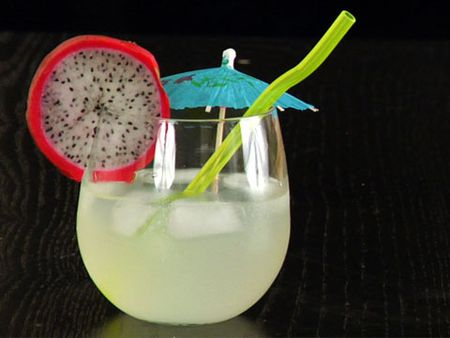 Pictures Dragon Fruit Drink