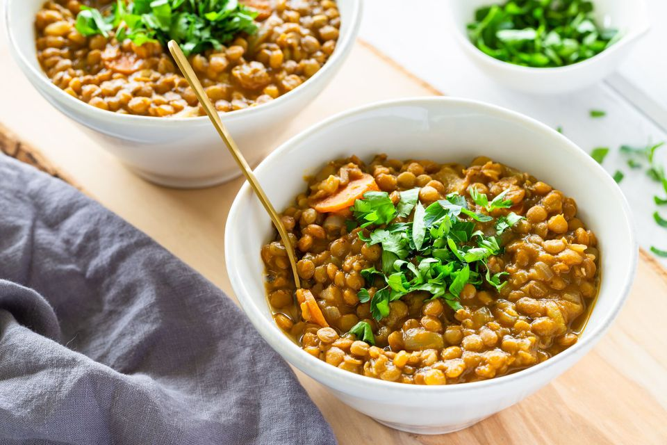 Vegetarian Lentils