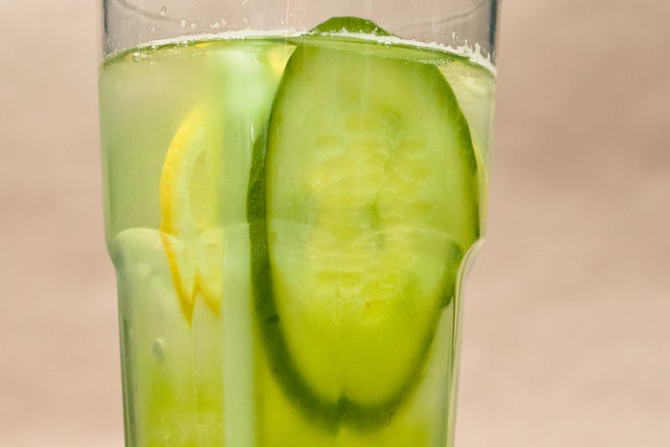 H. Joseph Ehrmann's Celery Cup No. 1 Cocktail Recipe